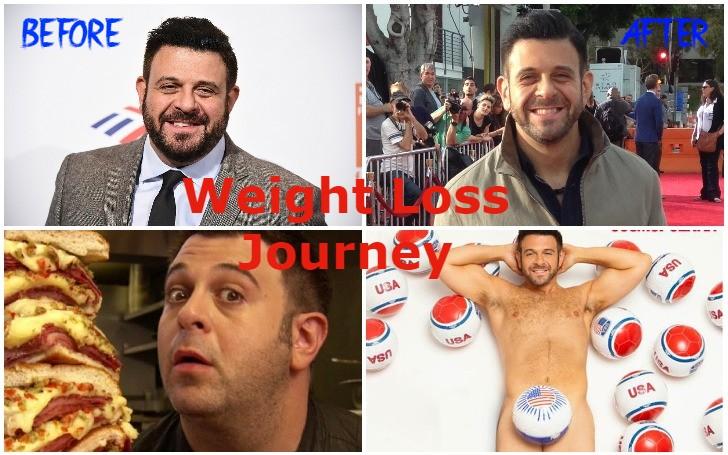 adam richman pierdere în greutate)